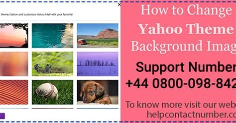 yahoo mail how to change layout how to change yahoo mail background image yahoo