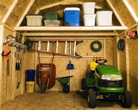 home organization inspiration from pinterest lex and learn traditional garage and shed by backyard buildings shed