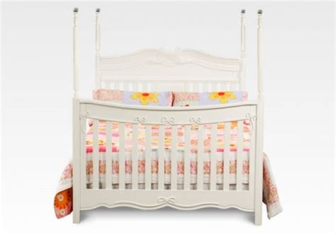 Disney Princess Convertible Crib by Disney Princess Enchanted 4 In 1 Crib White Ambiance By