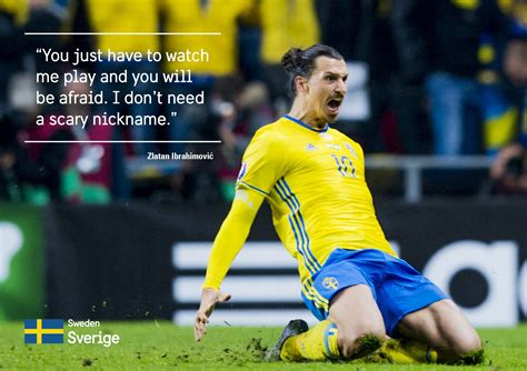 ibrahimovic best quotes best quotes from zlatan ibrahimovi艸 sweden