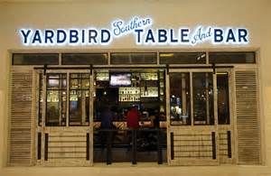 yardbird southern table bar at the venetian our review