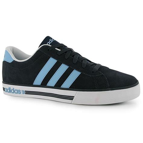 Adidas Neo Advantex Navy Suede adidas adidas daily team suede mens trainers mens trainers