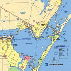 maps 171 port of corpus christi