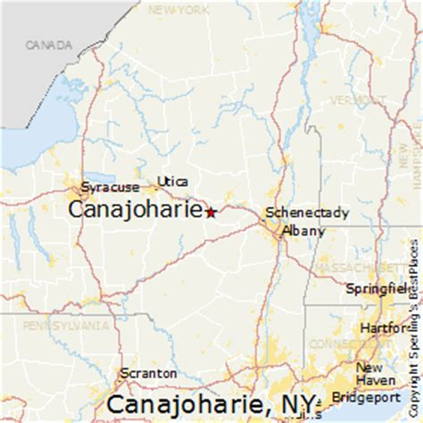 best places to live in canajoharie, new york