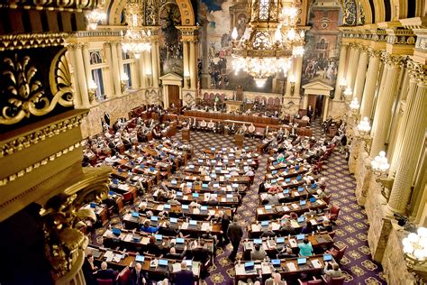 State House Of Representatives For Many Pennsylvania Districts Races Will Be Decided In