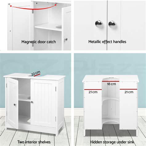 under sink bathroom cupboard basin under sink bathroom cabinet storage shelves unit