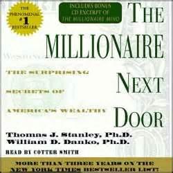 the millionaire next door audio book cds unabridged