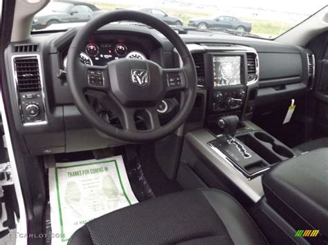 T Interior by R T Black Interior 2013 Ram 1500 R T Regular Cab Photo