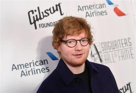 ed sheeran zagreb ed sheeran chass 233 de twitter par les trolls vie de stars