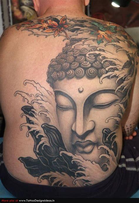 buddha head tattoo designs holy buddha tattoos busbones