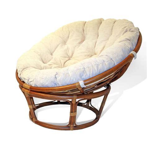 popazon chair high quality class a handmade rattan wicker papasan