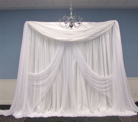 wedding curtains party people event decorating company elegant wedding
