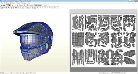 Papercraft Viewer - how to use pepakura designer 3