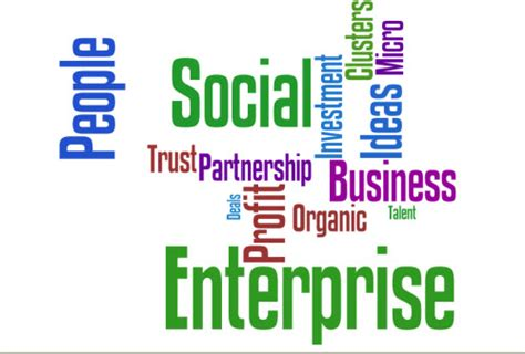 How Can Social Enterprises Generate The Future For Social Enterprise Is Dependent On Large Corporations Predicts Social