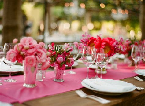 pink wedding theme decorations wedding reception decorations simple home decoration tips