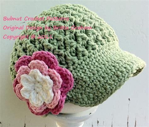 Crochet For Baby textured newsboy crochet hat crochet free crochet hat patterns and free crochet