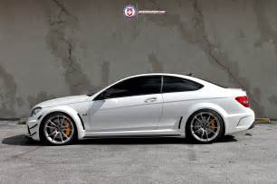 mercedes tuning wheels boutique hre tweaked c63 amg black