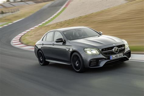 E 63 S by 2018 Mercedes Amg E63 E63 S Get Up To 603hp Hit 62mph
