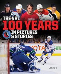 nonfiction book review the nhl 100 years in pictures and