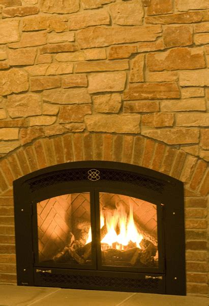 Gas Fireplaces Chicago by Indoor Fireplaces Chicago Fireplace Inc