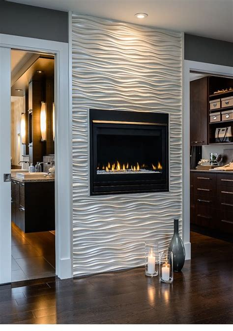 1000 ideas about fireplace feature wall on