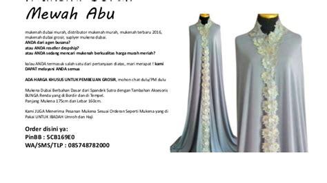 Mukena Dubai Murah mukena bordir asli mukena dubai murah