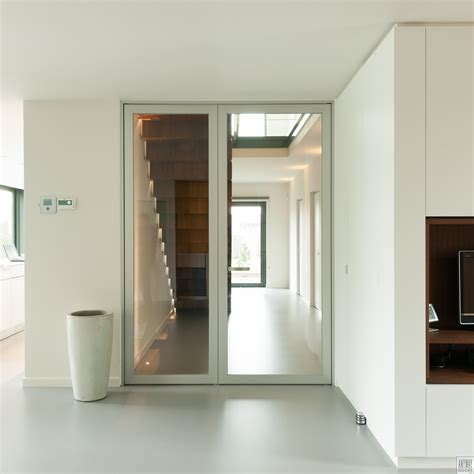 Porte Interieure Design by Portes En Verre Sur Mesure Anyway Doors