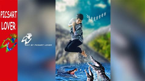 picsart manipulation tutorial picsart manipulation editing tutorial in picsart best