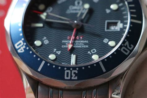 Omega Seamaster Professional Gmt splitting time between two masters part i the omega