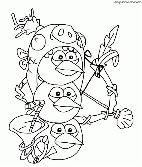 angry birds epic pigs coloring pages dibujos de angry birds epic para colorear