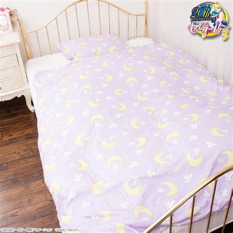 moon bedding sailor moon comforter and pillowcase sailor moon news
