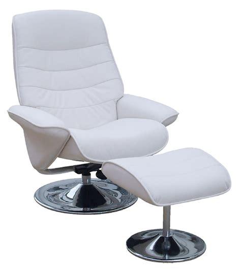 fauteuil repose pied fauteuil relaxation pivotant avec repose pieds