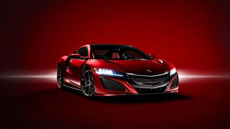 2016 acura nsx supercar wallpapers hd wallpapers