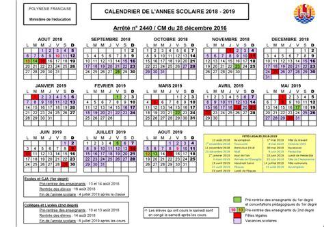 Calendrier 2019 Et 2020 La Mennais Accueil