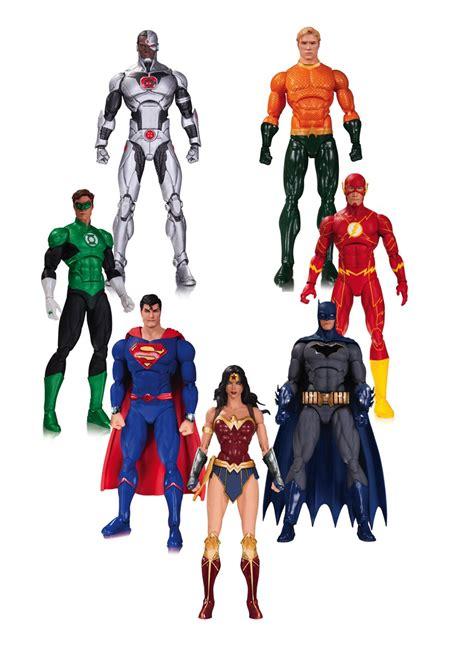 7 Dc Universe Justice League Batman Superman Figur dc collectibles solicitations for february 2017 the toyark news