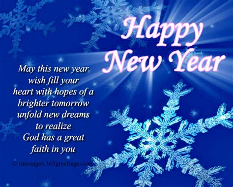christian happy  year messages greetingscom