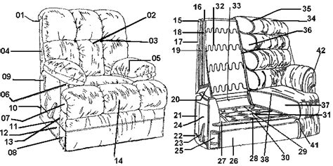parts of a sofa sofa parts sofa bed repair parts www energywarden thesofa