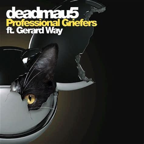 deadmau5 professional griefers lyrics youtube deadmau5 professional griefers feat gerard way lyrics