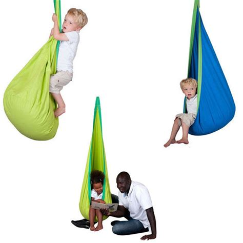 cocoon baby swing aliexpress com buy kid hammock cocoon baby pod swings