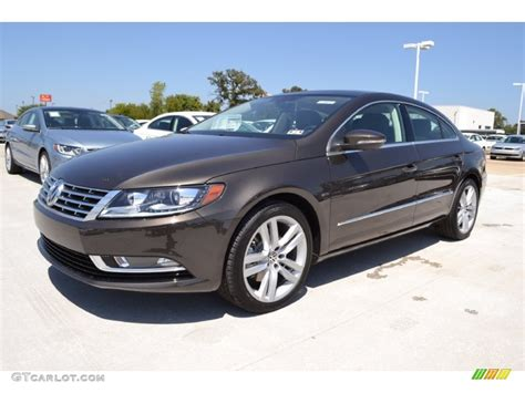 volkswagen brown 2013 black oak brown metallic volkswagen cc lux 70352680