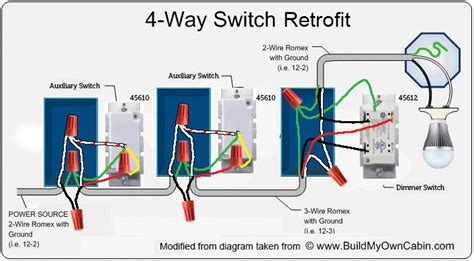 cooper 4 way switch wiring diagram 34 wiring diagram