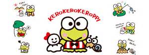 doodle keropi free coloring pages of keroppi sanrio