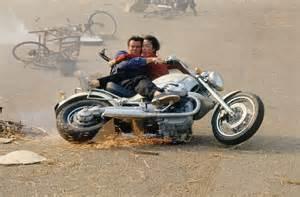 bond bike at motorclassica motorbike writer