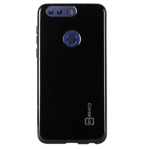 Ultrathin Softcase Huawei Honor 7 Plus Hitam coveron for huawei honor 8 slim tpu thin soft phone cover ebay
