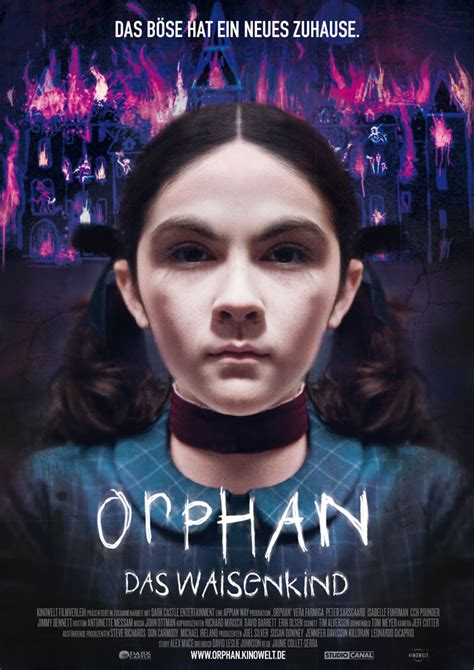 orphan film deutsch the orphan das waisenkind filmkritik