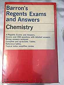barron s regents exams and answers chemistry the physical setting barron s educational series ebook chemistry barron s regents exams and answers michael j