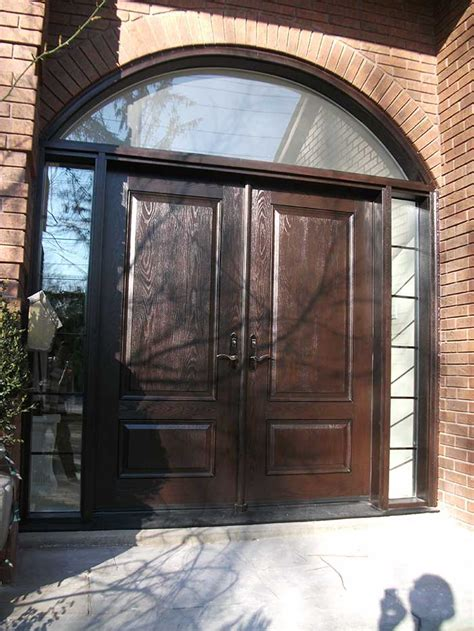 executive doors front entry doors fiberglass doors front