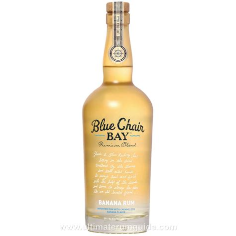 Where Is Blue Chair Bay Rum Made by Blue Chair Bay Banana Ultimate Rum Guide