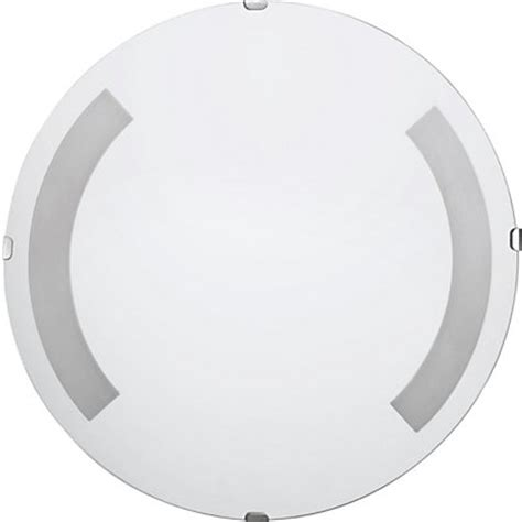 homebase bathroom mirrors unframed round bubble frosted glass mirror