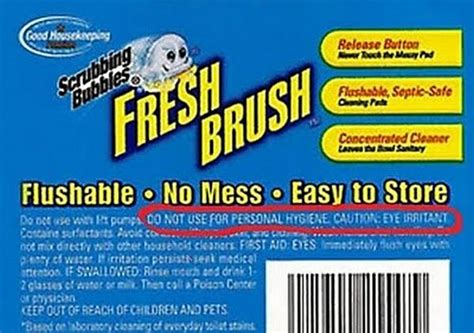 12 Of The Dumbest Warning Labels by The Dumbest Product Warning Labels Of All Time 25 Pics